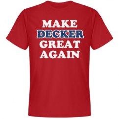Make Decker Great Again