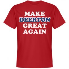 Make Deerton Great Again