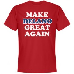 Make Delano Great Again