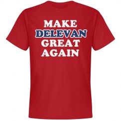 Make Delevan Great Again