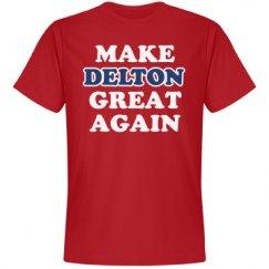 Make Delton Great Again