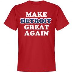 Make Detroit Great Again