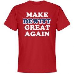 Make Dewitt Great Again