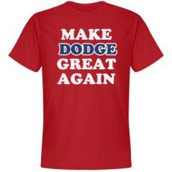 Make Dodge Great Again