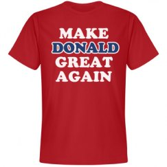 Make Donald Great Again