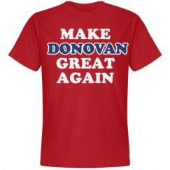 Make Donovan Great Again