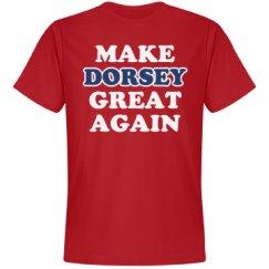 Make Dorsey Great Again
