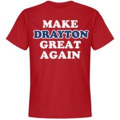 Make Drayton Great Again