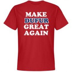 Make Dufur Great Again
