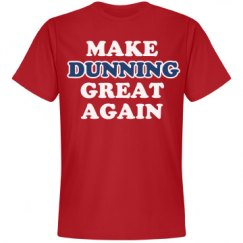 Make Dunning Great Again