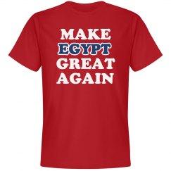 Make Egypt Great Again