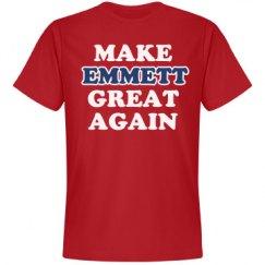Make Emmett Great Again