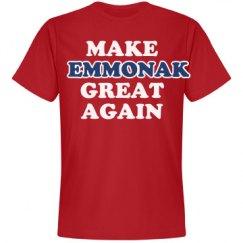 Make Emmonak Great Again