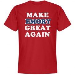 Make Emory Great Again