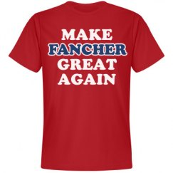 Make Fancher Great Again
