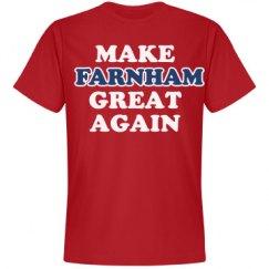 Make Farnham Great Again
