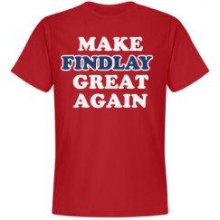 Make Findlay Great Again