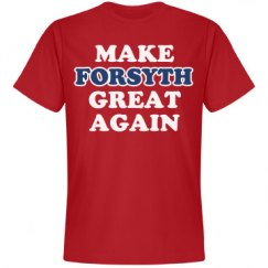 Make Forsyth Great Again