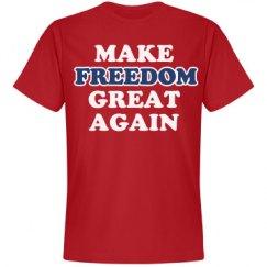 Make Freedom Great Again
