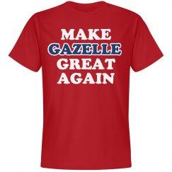 Make Gazelle Great Again
