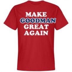 Make Goodman Great Again