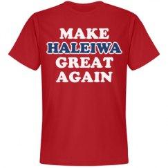 Make Haleiwa Great Again