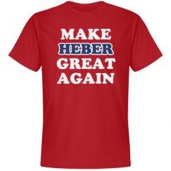 Make Heber Great Again