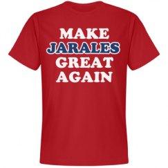 Make Jarales Great Again