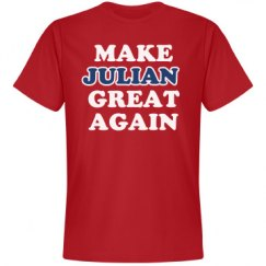 Make Julian Great Again