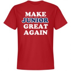 Make Junior Great Again
