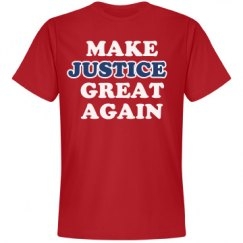 Make Justice Great Again