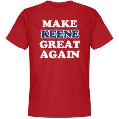 Make Keene Great Again