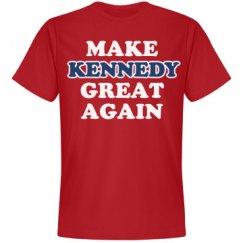 Make Kennedy Great Again