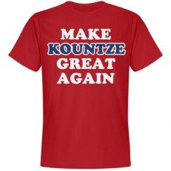 Make Kountze Great Again