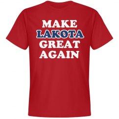 Make Lakota Great Again