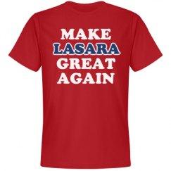 Make Lasara Great Again