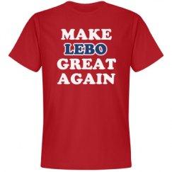 Make Lebo Great Again