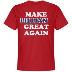 Make Lillian Great Again