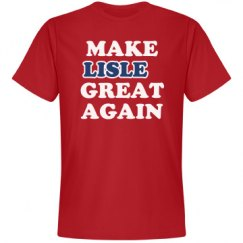 Make Lisle Great Again