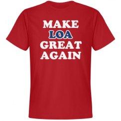 Make Loa Great Again