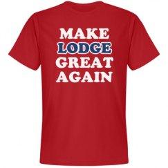 Make Lodge Great Again