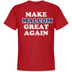 Make Malcom Great Again