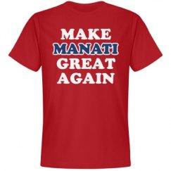 Make Manati Great Again