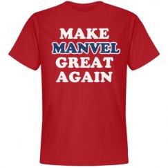 Make Manvel Great Again