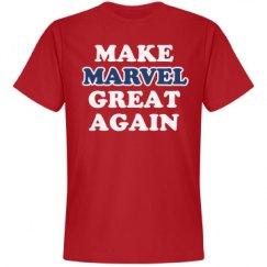 Make Marvel Great Again