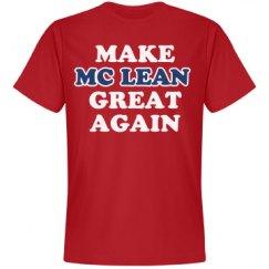 Make Mc Lean Great Again