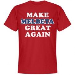 Make Melbeta Great Again