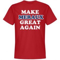 Make Meraux Great Again