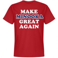 Make Minooka Great Again
