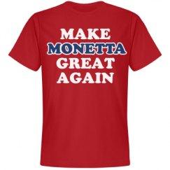 Make Monetta Great Again